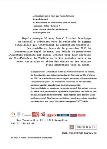 Verso flyer 1